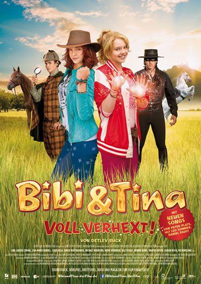 """Bibi & Tina: Voll verhext!"" von Detlev Buck. Mehr unter: http://www.kino-zeit.de/filme/bibi-tina-voll-verhext"