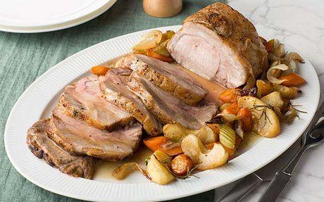 ... Mother's Day Menu on Pinterest | Pork, Herbs and Lemon butter sauce