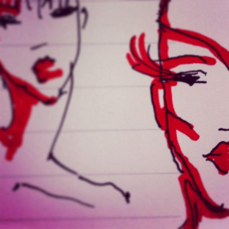 #faces II.