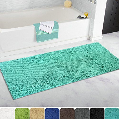 Kids Bathroom Decor Mayshine 27 5x47 Inch Non Slip Bathroom Rug