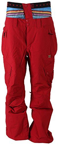 DC Martock Snowboard Pants Womens Sz M ** Click on the image for additional details.