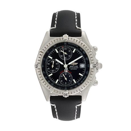 Breitling Blackbird Automatic // Limited Edition // A13050.1 // 763-TM25406 // Pre-Owned