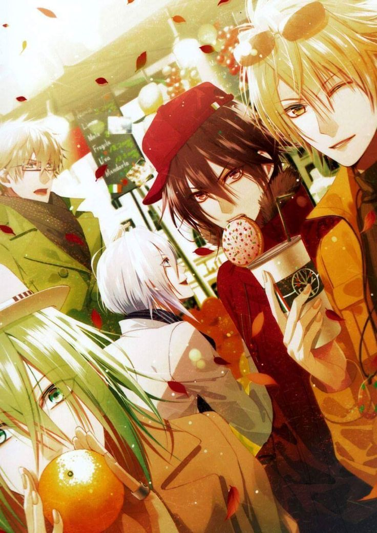 17++ Amnesia anime show characters trends