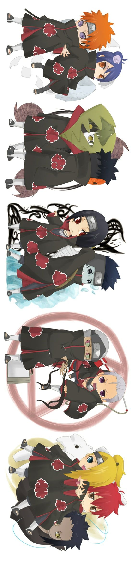 Akatsuki...too cute!!