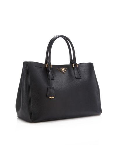 6e0d4acf5bbd Prada - Pre-Owned Prada Saffiano Lux Shopping Bag