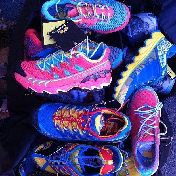 Ecco una piccola anteprima della collezione Mountain Running 2014!