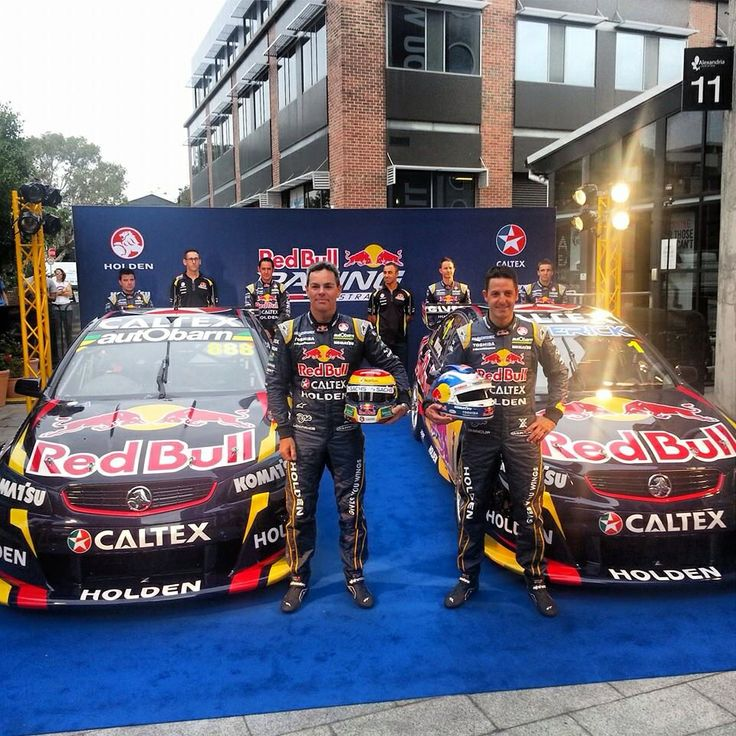 Red Bull Racing Australia 2014 Launch