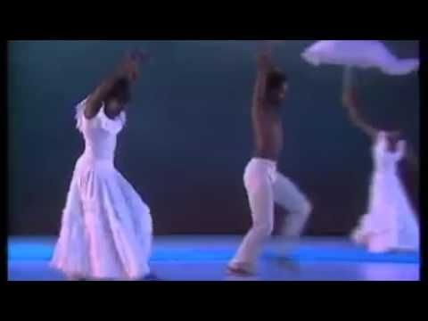 Alvin Ailey Dance - Wade in the Water - YouTube