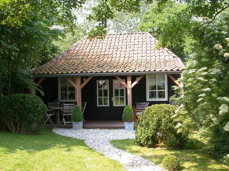 Nice Garden house