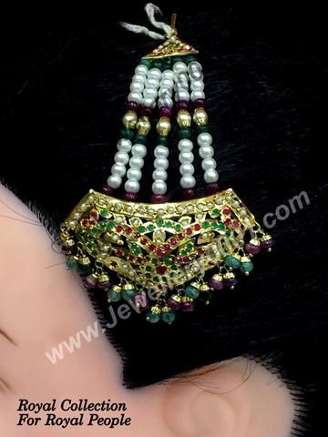 Best Jhumar Jewelry Antique Jewelry Designs are available online at Vijay and Sons.. Have a look on our awesome gallery of jhumar jewelry designs and arts.