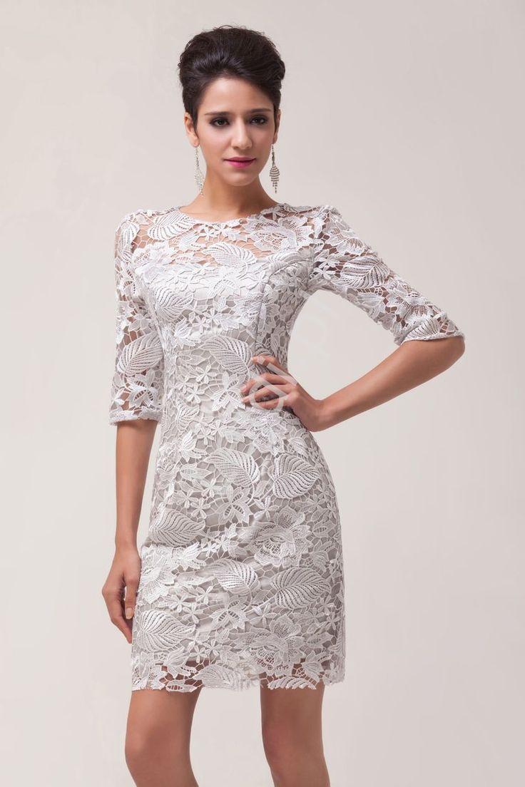 Koronkowa szara sukienka wieczorowa | sukienka na wesele, sukienka dla mamy. Lace gray evening dress | dress for a wedding, dress for mom #dress #sukienka #koronkowasukienka #wieczorowasukienka #wieczorowa #eveningdress #promdress #lacedress  http://www.lejdi.pl/p10124,koronkowa-szara-sukienka-wieczorowa-sukienka-na-wesele-sukienka-dla-mamy.html