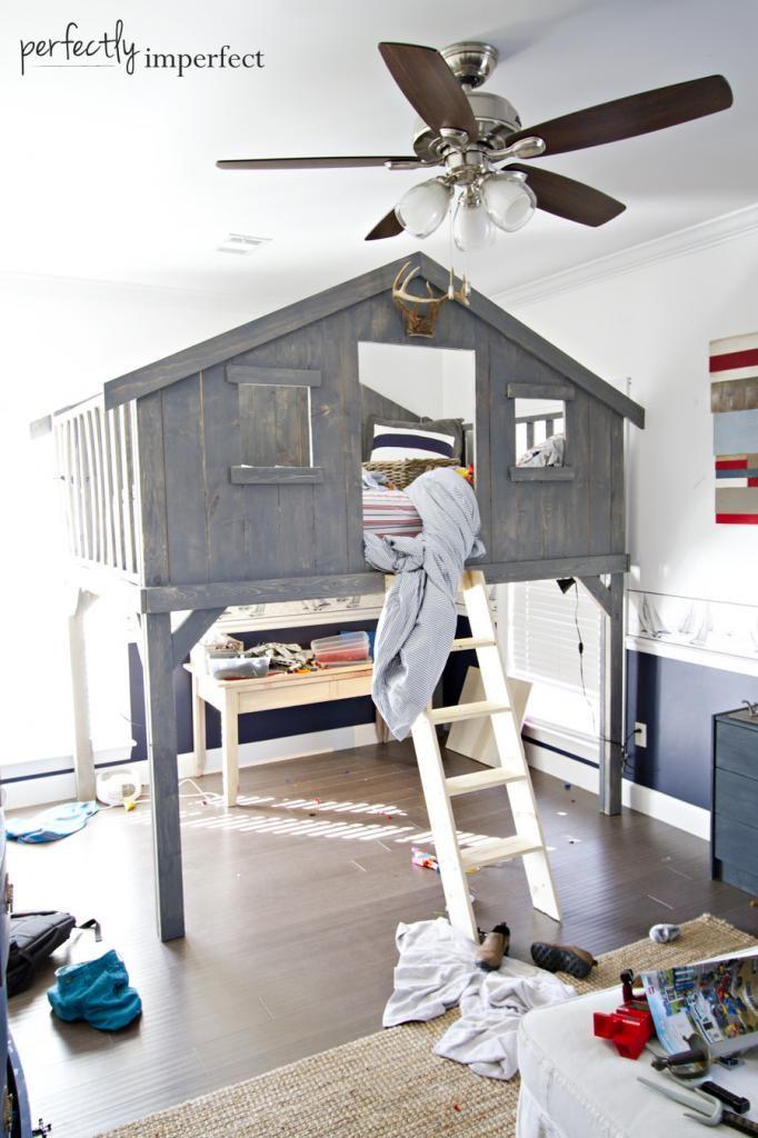 Do It Yourself Home Design: 17+ Best Ideas About Queen Loft Beds On Pinterest
