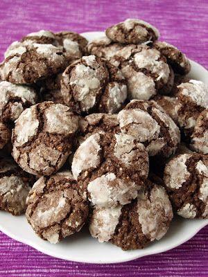 CHEZ LUCIE: Twelve Days of Cookies - Výzva The Daring Bakers'