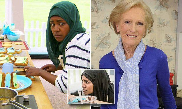 The Great British Bake Off semi-finalist has revealed she was worried viewers would not accept her as a British baker.