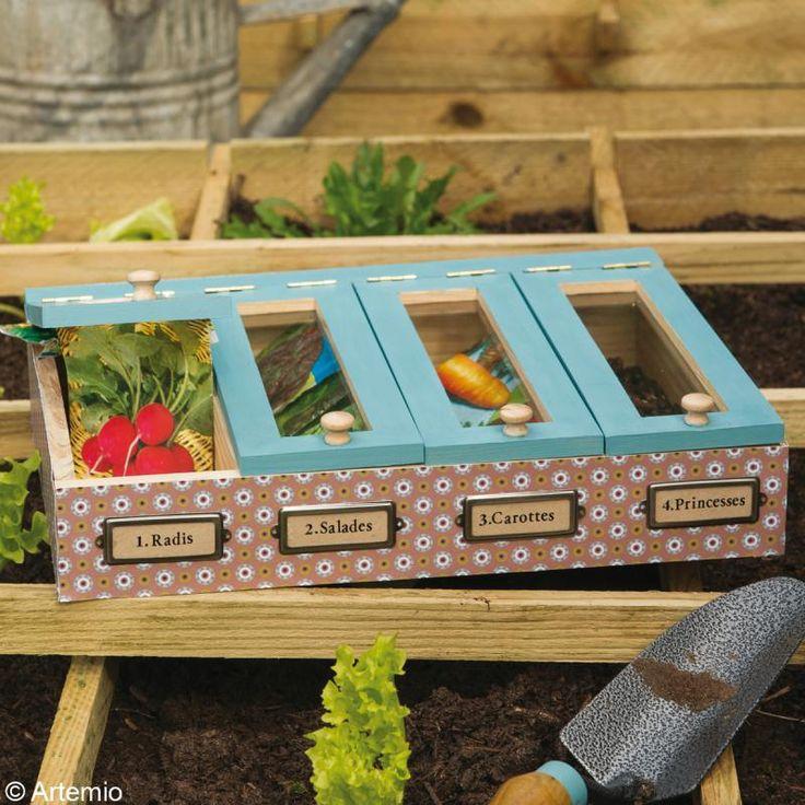 bricolage jardini re et bac pour potager id es conseils et tuto d coration bac pour potager. Black Bedroom Furniture Sets. Home Design Ideas