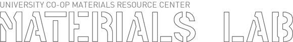 University Co-Op Materials Resource Center...