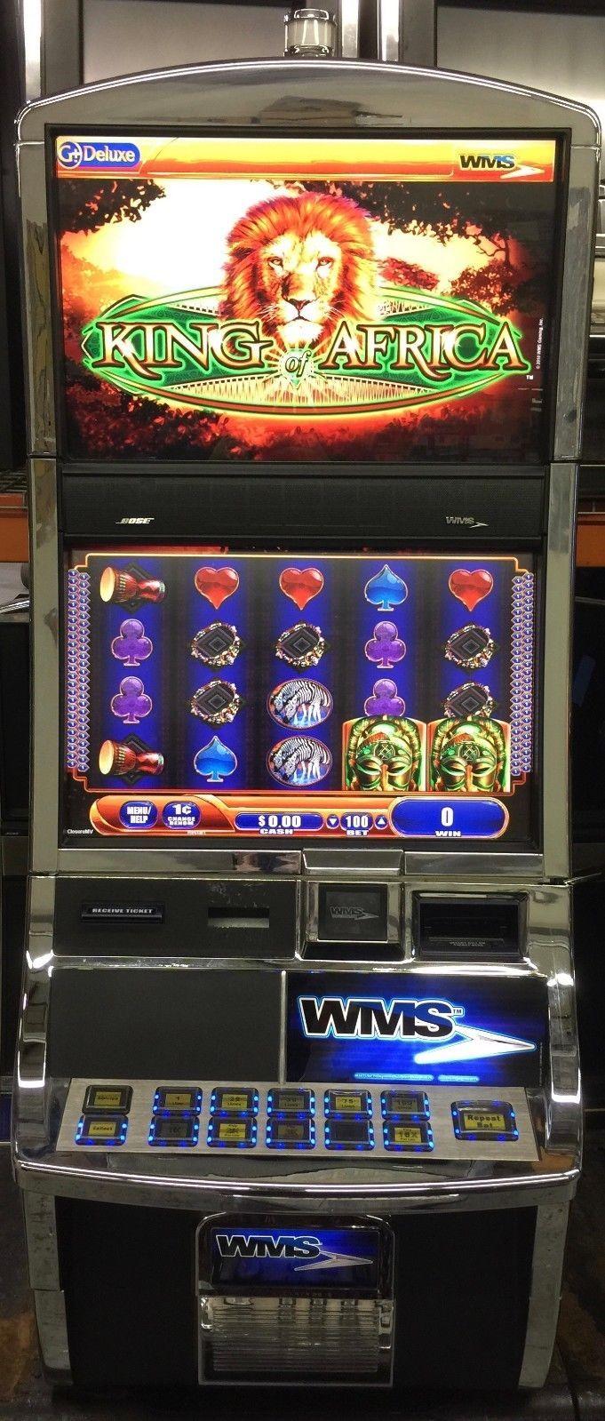 Slot machine the king