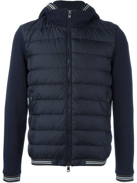MONCLER Hooded Padded Jacket. #moncler #cloth #jacket