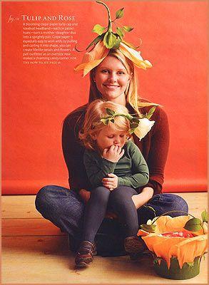 Yvonne Byatt's Family Fun: EASTER BONNET IDEAS
