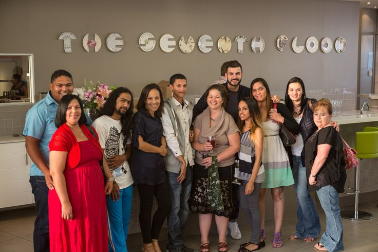 All the lucky winners of the #KnorrFlavourTour were welcomed to an interactive gourmet dinner at Chef Matt Manning's #OneIngredientSA