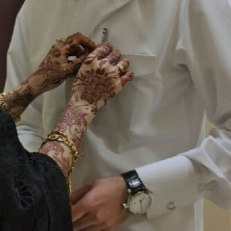 muslim couple - this is so cute