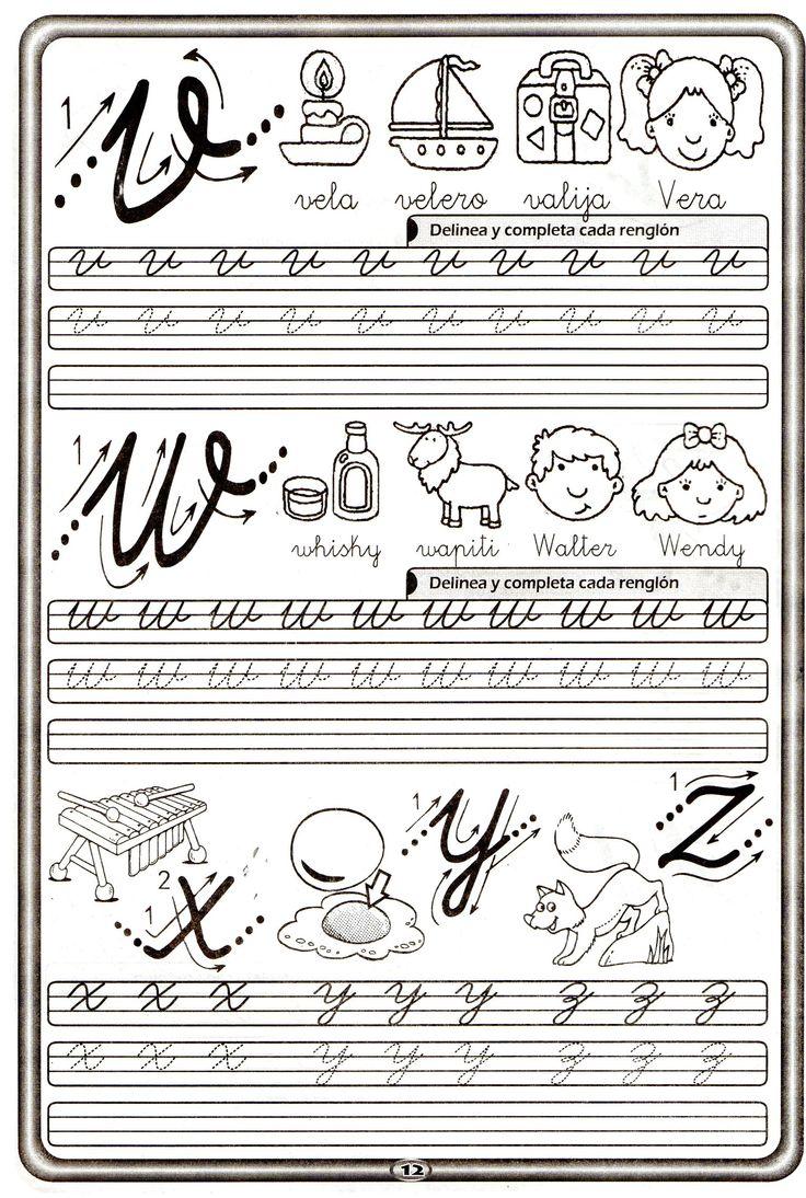 abecedario y trazos012