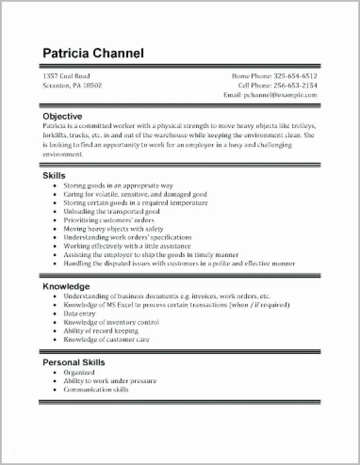 First time assistant principal resume beautiful 10 part