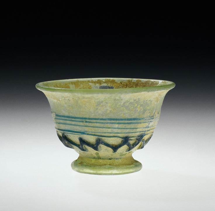 Roman Glass: Bowl, 300-399 | Corning Museum of Glass
