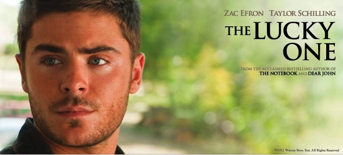 zac efron the lucky one quotes - photo #31
