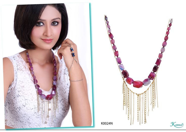 #Kamnaz Natural Stone Jewellery - Farnaz Shetty (#Gunjan: #Veera, #StarPlus) Farnaz shetty Farnaz.shetty  #celebtalk #celebrity #necklace #ecommerce #chic #jewellery #handmadejewellery #indochicjewellery #designerjewellery #fashionjewellery #jewelry #mumbai #fashion #exclusive #casual #lightweight #kamnaz #accessory #women #instafashion #instalook #handmade — feeling great in Mumbai.
