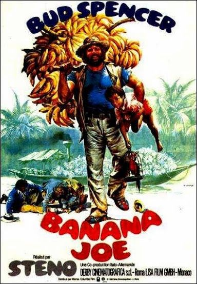 BUD SPENCER, banana joe