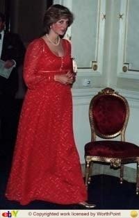 Princess Diana 1982, ......Uploaded By www.1stand2ndtimearound.etsy.com