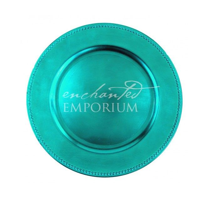 turquoise-charger-plate