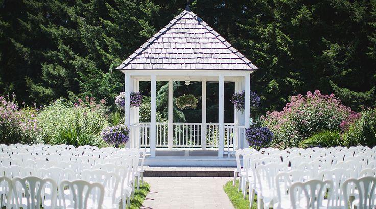 Oregon Gardens Resort, Silverton Oregon Wedding Venue ...