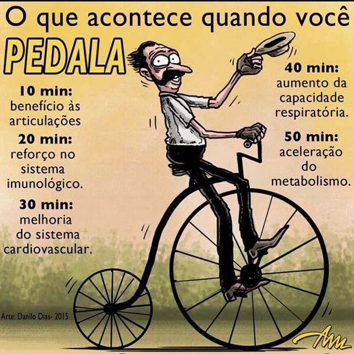 OFFICE BIKE Dicas Ciclismo: Beneficios da Bike