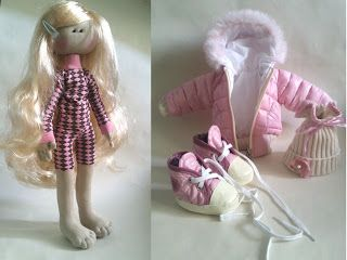 Soul of a rag doll: Куколка для Иры