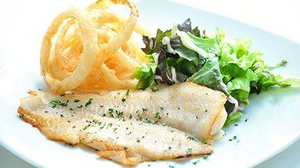 Oven Baked Fish Fillet Recipe - طريقة العمل سمك فيليه في الفرن