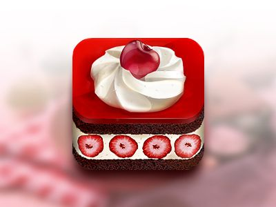 Icon Cake by Pardis