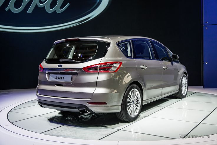 Ford S Max 1674