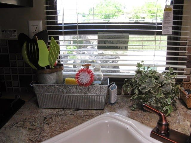 Life's simple pleasures: RV decor, plus storage and organizing