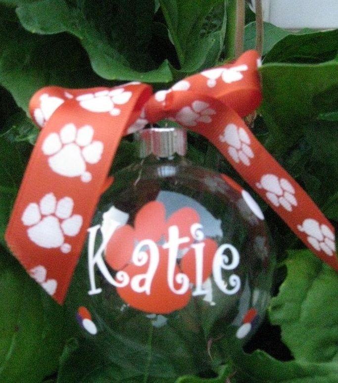 Clemson Christmas Tree: 633 Best Clemson Tigers Images On Pinterest