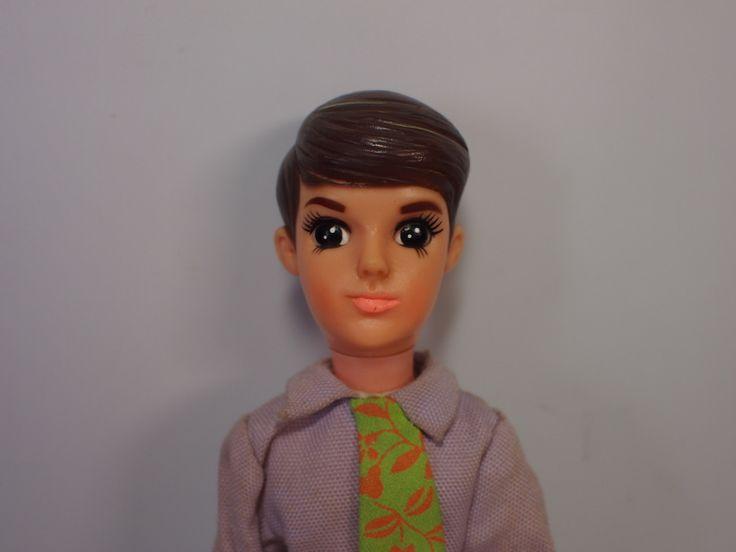 Vintage TAKARA 1st Generation Licca Boyfriend Doll, Wataru - foundinjapan.com