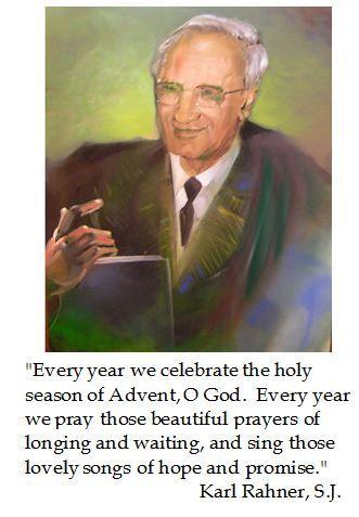 Karl Rahner on Advent