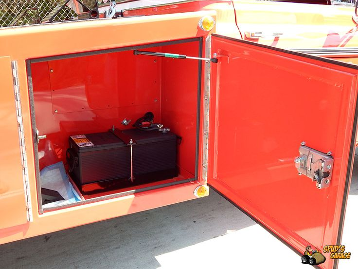 Spud's Garage - 1971 Chevy C30 Ramp Truck - Funny Car Hauler - For Sale