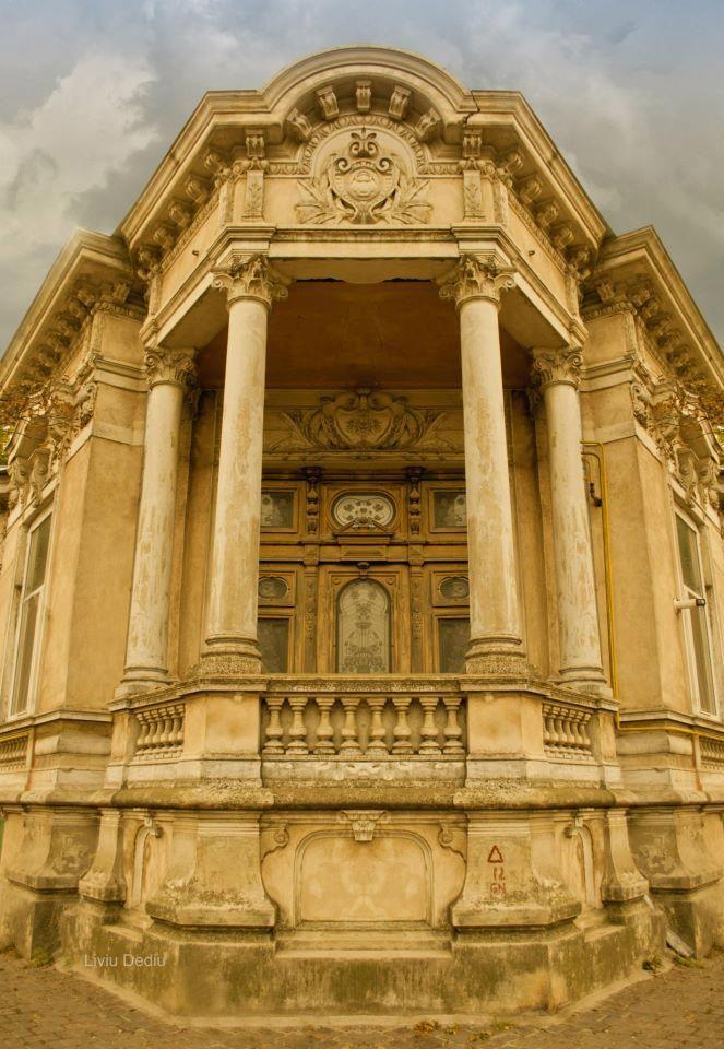 Arhitectura romaneasca veche in Braila - Foto Liviu Dediu