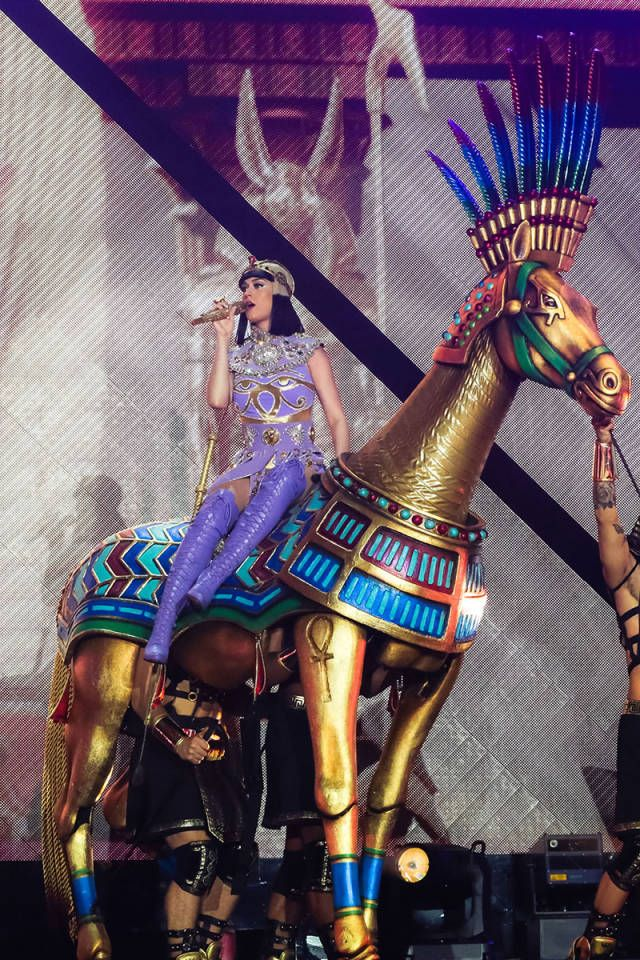 The best tour costumes of the year: Katy Perry