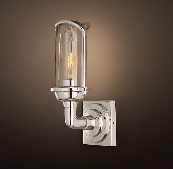 120 Best Lighting Selections Images On Pinterest Wall Lighting Sconces And Clear Glass