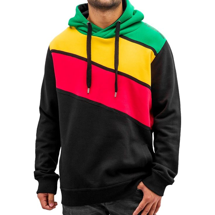 DNGRS Reggae Hoody Three Colour! #reggae #rasta #fashion #clothing #dancehall https://www.rudestylz.de/reggae-hoody-dngrs