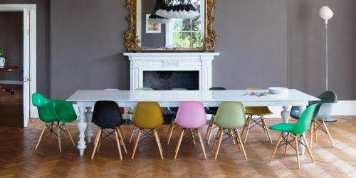351 best images about for the home on pinterest eames for Chaises charles et ray eames