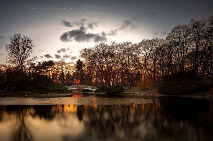Poniatowski Park, Lodz Poland © Paweł Augustyniak